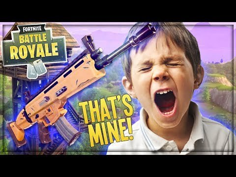 Scar Fortnite Sound Trolling Angry Kid With His Own Scar On Fortnite Funny Fortnite Trolling Sound Clip Peal Create Your Own Soundboards