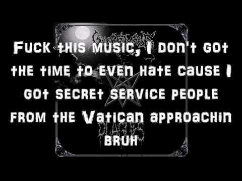 Ghostemane  Wretched Ft Rozz Dyliams Lyrics