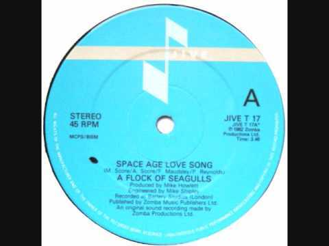 A Flock Of Seagulls - Space Age Love Song Sound Clip | Peal - Create