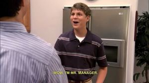 Mr. manager