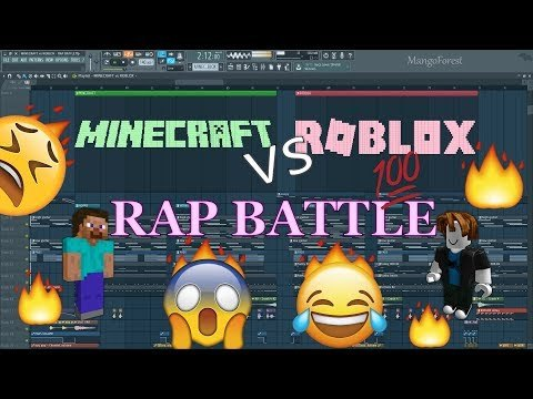 MINECRAFT vs ROBLOX - RAP BATTLE Sound Clip | Peal - Create Your Own
