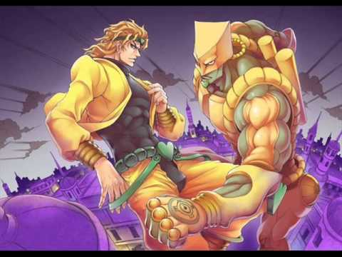 DIO Voices/Sound Effects Jojo PS1 Game Sound Clip | Peal