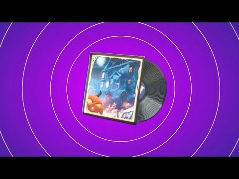 FORTNITE EERIE MUSIC 1 HOUR | FORTNITE 1 HOUR MUSIC Sound