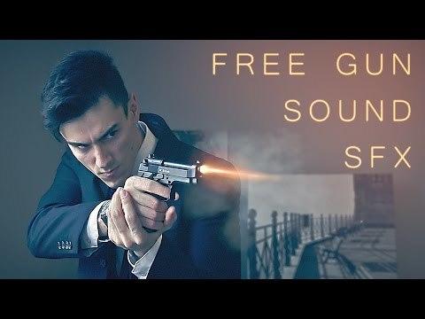 Gunshot Sound Design: Free Gun Sound Effects Sound Clip | Peal