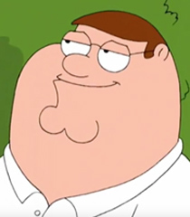 Peter griffin family guy 27.6