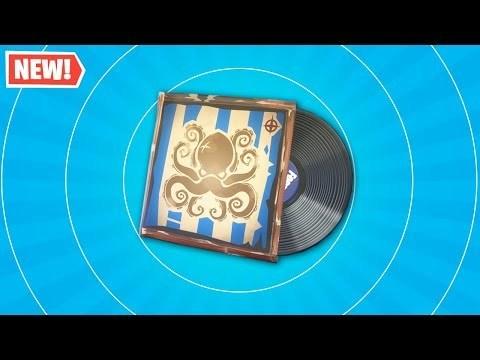 Fortnite Ahoy Lobby Music 1 Hour Sound Clip Peal Create
