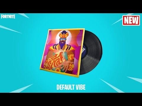 Fortnite Major Lazer Default Vibe Lobby Music 1 Hour