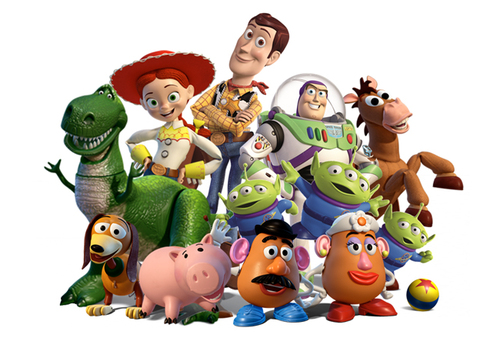 Toy Story 4 You Got A Friend In Me - Toys and Colors Emma