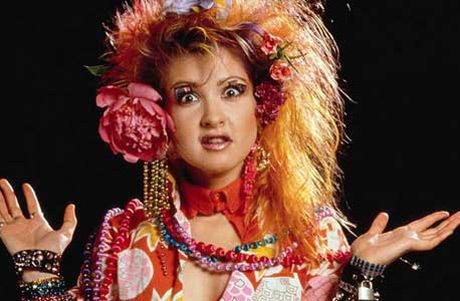 Cyndi lauper costume 3
