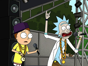 Rick and Morty Soundboard | Peal - Create Your Own Soundboards!